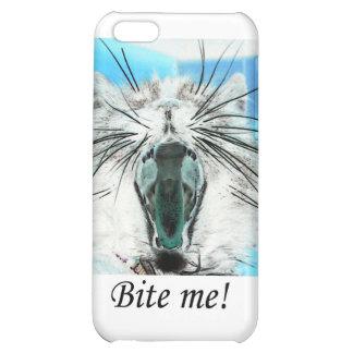 bite me iPhone4 case iPhone 5C Cover