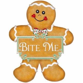Bite Me - Keychain Photo Sculptures