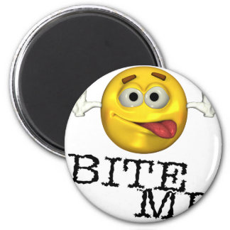 Bite Me! Magnet