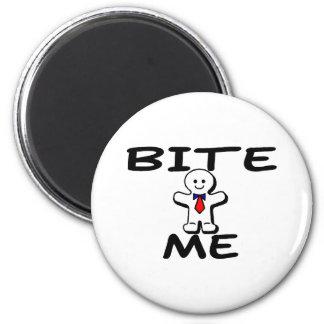 Bite Me Magnet