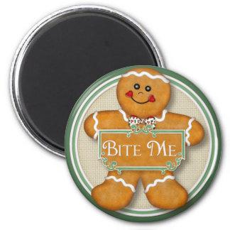 Bite Me Magnets
