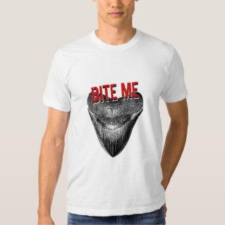 BITE ME Megalodon Tee Shirt