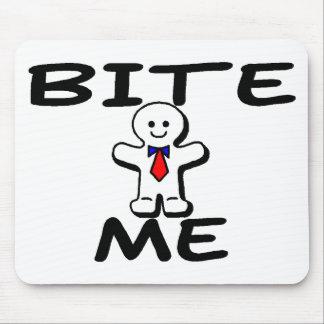 Bite Me Mouse Pad