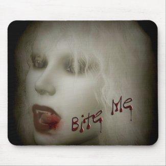 Bite Me Mouse Pad mousepad