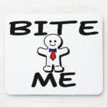 Bite Me Mouse Pads