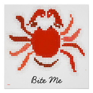 Bite Me Picture Posters