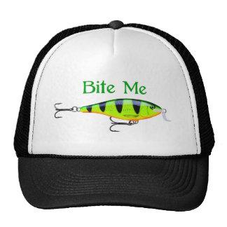 Bite Me.png Trucker Hat