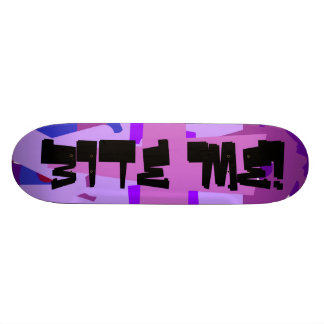Bite Me! Skateboard Deck