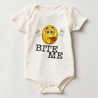 Bite Me! Baby Bodysuit