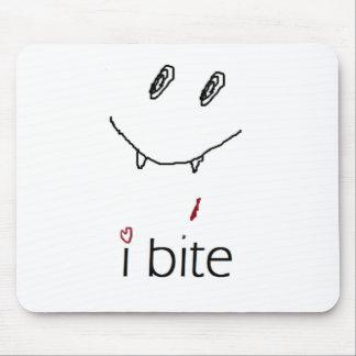 bite mouse pad