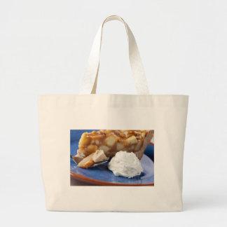 Bite of Apple Pie Cloth Shopping Bag