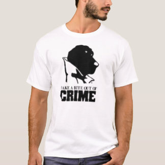 Bite Out Of Crime T-Shirt