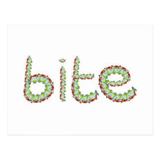 Bite Post Cards