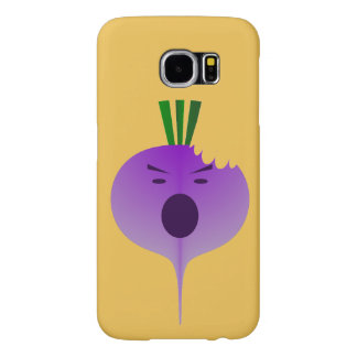 Bite The Angry Turnip Samsung Galaxy S6 Cases