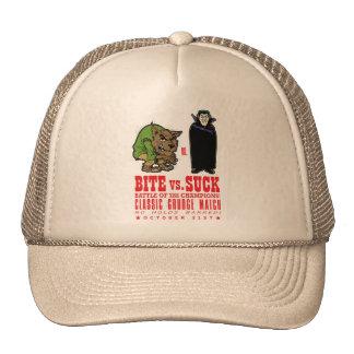 Bite vs Suck Trucker Hat
