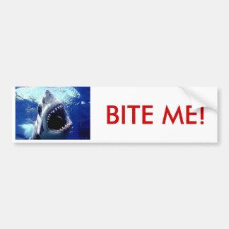 biteme 2, BITE ME! Bumper Sticker