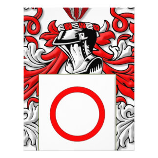 Bitetto Coat of Arms Personalized Letterhead