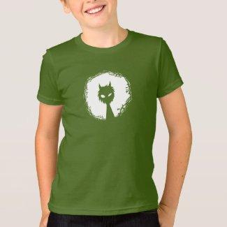 Bitey Bracken Kids tshirt