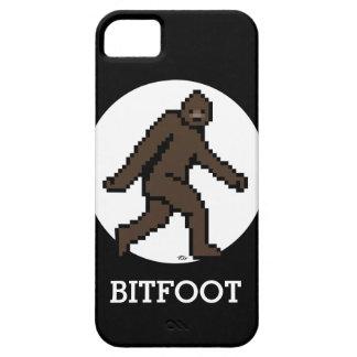 BITFOOT (el Bigfoot de 8 bits) Funda Para iPhone 5 Barely There
