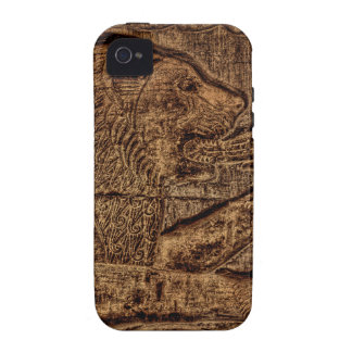 Biting the Hand iPhone 4/4S Cover