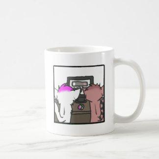 Bitmap and Arex Coffee Mugs