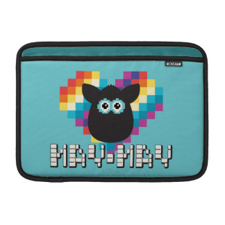 Bitmap Furby: May-May Sleeve For MacBook Air