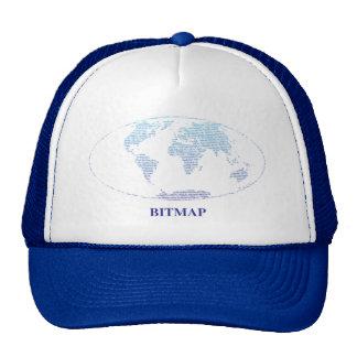 Bitmap Trucker Hat