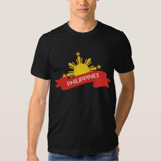 Bitmap in Sun Sash Yellow.cdr Shirt