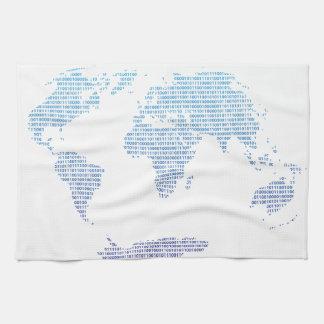 Bitmap Kitchen Towel
