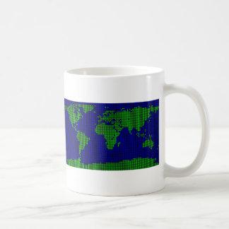 BitMap Large Coffee Mug