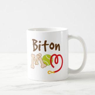 Biton Dog Breed Mom Gift Coffee Mug