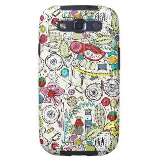 bits and bobs and bugs galaxy s3 covers