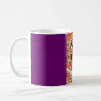 Bits & Bobs Collage 01 Mug mug