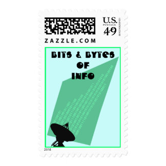 Bits & Bytes Techie STAMP When email Just won't do