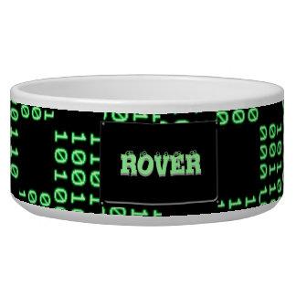 Bits pattern bowl