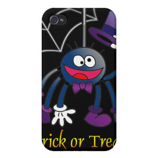 Bitsy Spider Covers For iPhone 4