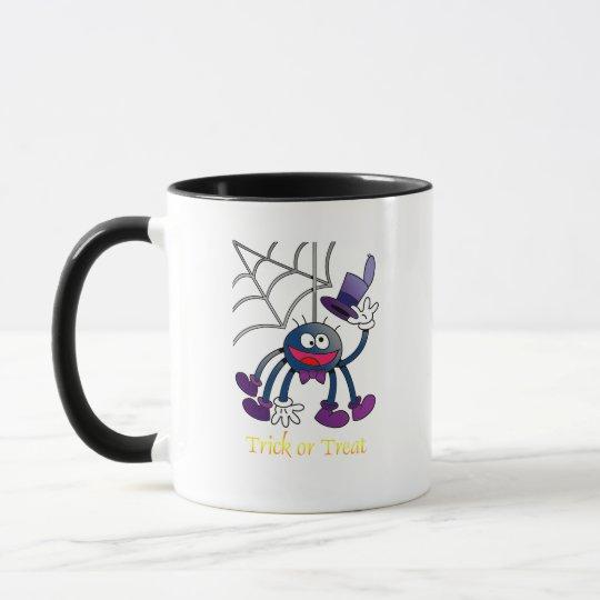 Bitsy Spider Mug