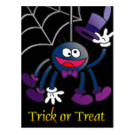 Bitsy Spider Postcard