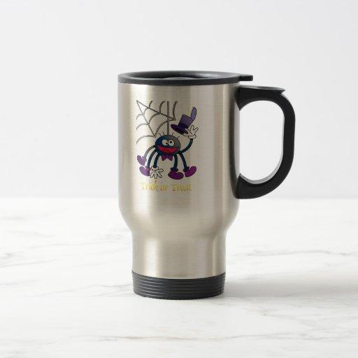 Bitsy Spider Travel Mug