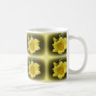 Bitsy Yellow - Daylily Coffee Mug