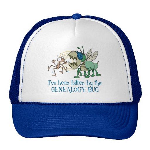 Bitten By The Genealogy Bug Trucker Hat