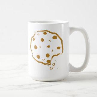 Bitten Chocolate Chip Cookie Mug