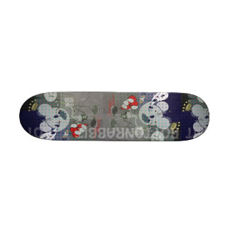 Bitten Mouse Custom Skate Board