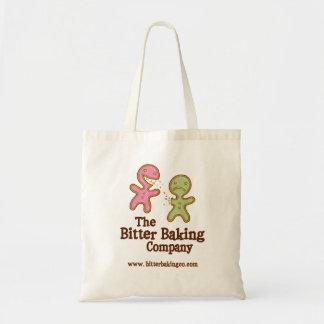 Bitter Baking Company Logo Bag