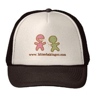 Bitter Baking Company Logo Hat