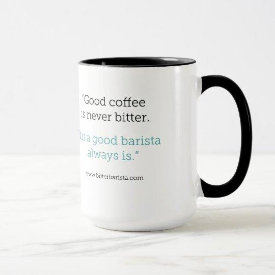 Bitter Barista Mug