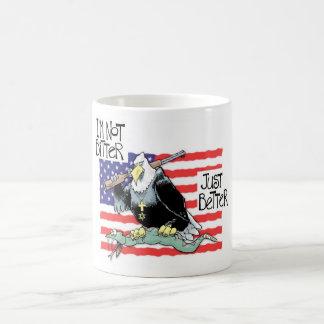 Bitter-Better Coffee Mugs
