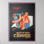 Bitter Campari Posters