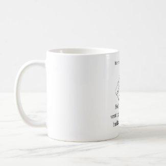 Bitter Employee Haiku #18 mug