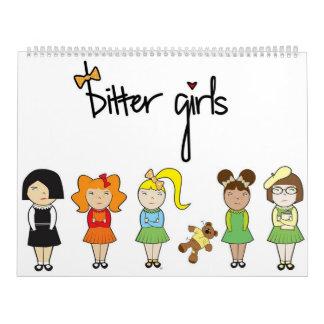 Bitter Girls 2013 Calendar